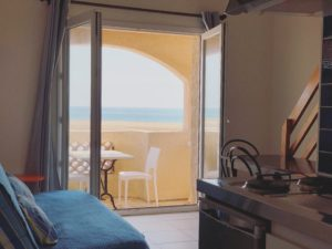 Appartement Le Golf coté mer