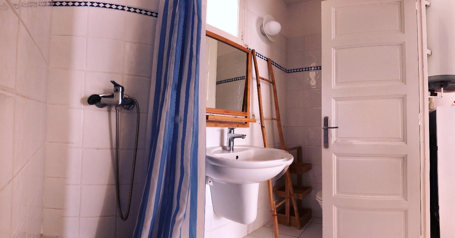 salle de bain du cap